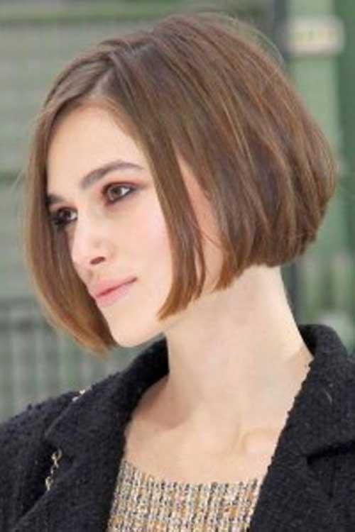 Keira Knightley New Haircut 2016
