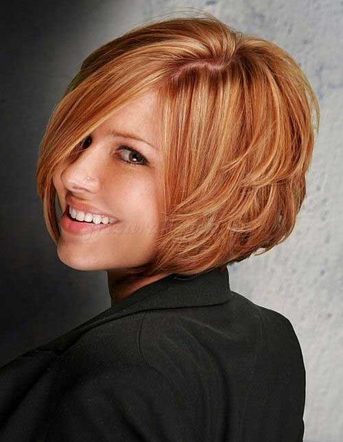 25 Best Layered Bob Pictures  Bob Hairstyles 2018  Short Hairstyles for Women