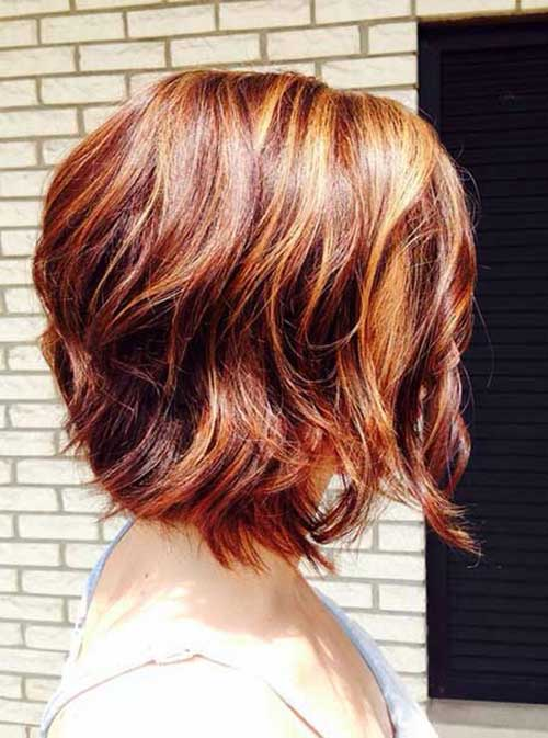Awesome Bob Hairstyles With Color Photos Everyday Style Ideas