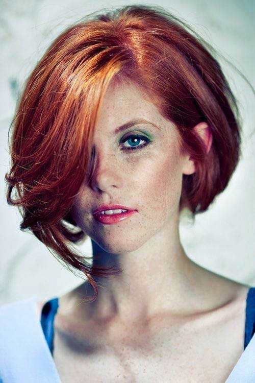 15 Bob Hairstyles With Color Bob Hairstyles 2017 Short