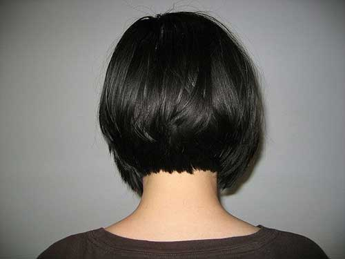 Back View Of Short Bob Haircuts Bob Hairstyles 2017 Short