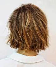 messy bob hairstyle hairstyles