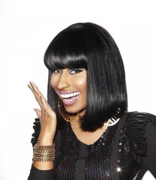 15 Nicki Minaj Bob Hairstyles Bob Hairstyles 2017 Short