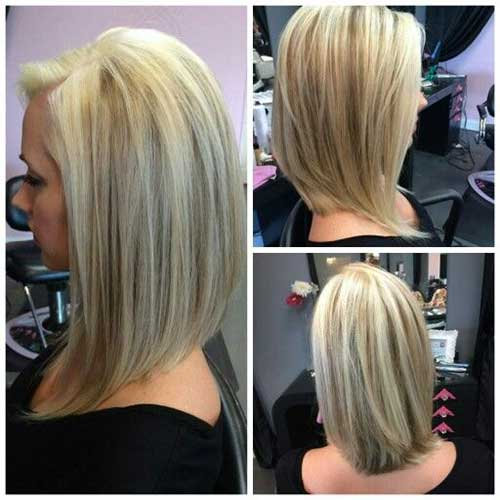 15 New Layered Long Bob Hairstyles  Bob Hairstyles 2018