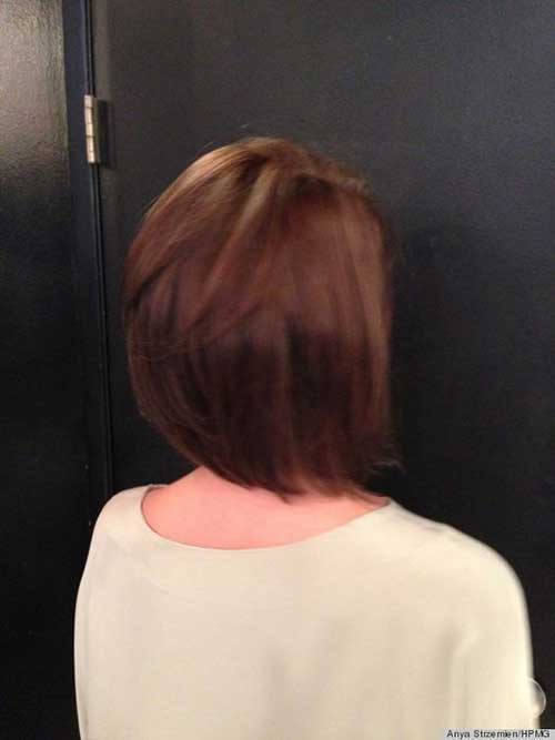 Back View of Bob Hairstyles  Bob Hairstyles 2018  Short Hairstyles for Women