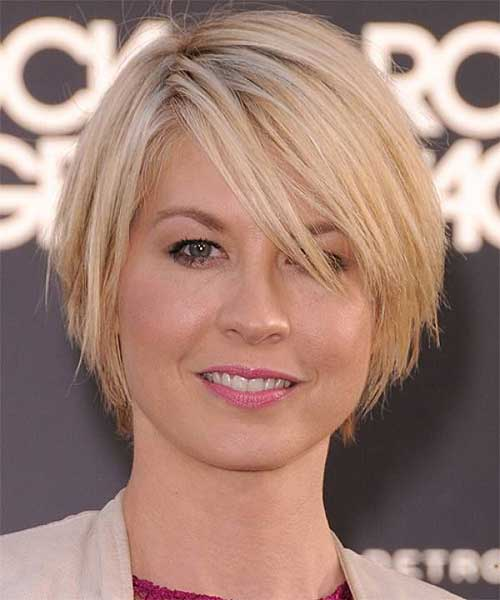 10 Layered Bob Haircuts For Round Faces Bob Hairstyles 2017