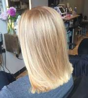 ladies beloved medium length bob