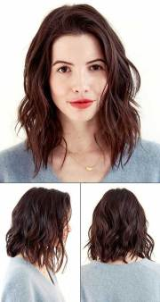 brown bob hairstyles