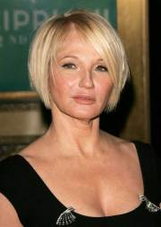 short bob hairstyles over