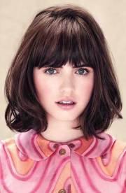 gorgeous brunette bob styles