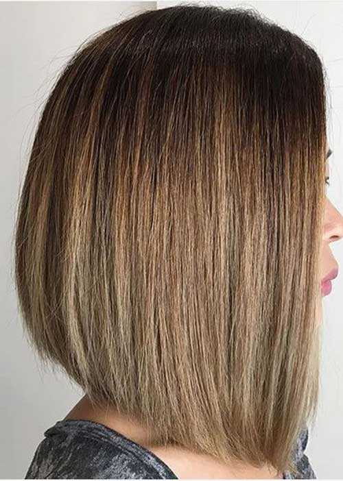 A Line Bob Haircut Pics You will Love  Bob Hairstyles 2018  Short Hairstyles for Women