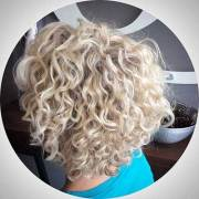 curly bob hairstyles stylish
