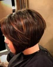 bob brown hair hairstyles