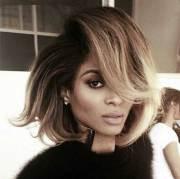 ciara short bob hair hairstyles