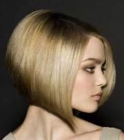 inverted bob fine hair