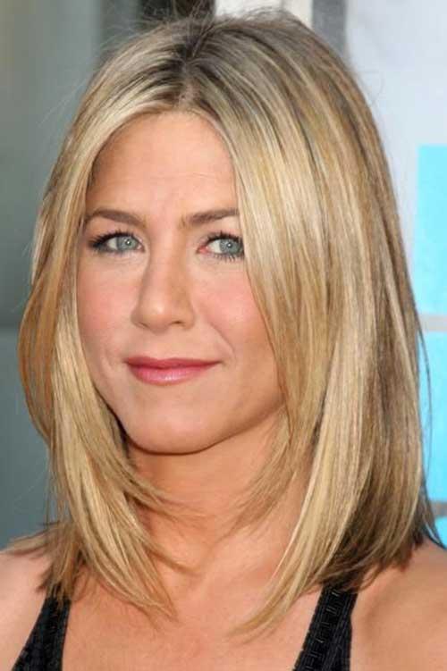 30 Medium Length Bob Hairstyles Jennifer Aniston Hairstyles Ideas