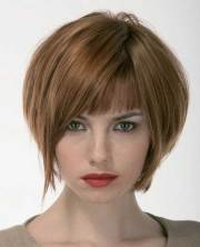 bob haircuts with bangs