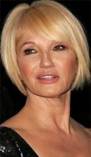 actresses with bob haircuts
