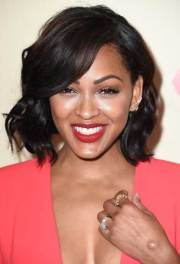 black women bob hair styles
