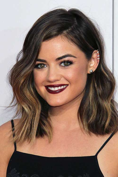30 Brunette Hairstyles Hairstyles Ideas Walk The Falls