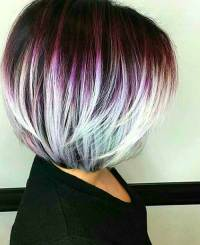 Nicely Colored Bob Hairdos for a New Style | Bob ...