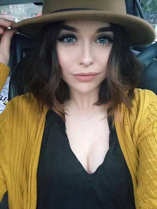 Latest Hair Trend Shoulder Length Bob Cuts Bob