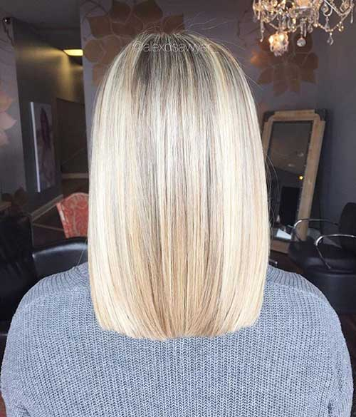 Superb Long Bob Haircuts for 2017  Bob Hairstyles 2018  Short Hairstyles for Women