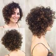 perfect bob haircuts curly