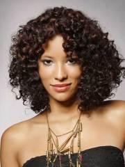 naturally curly hairstyles & bob