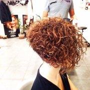 short bob hairstyles curly