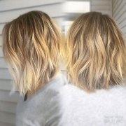 medium choppy bob hairstyles