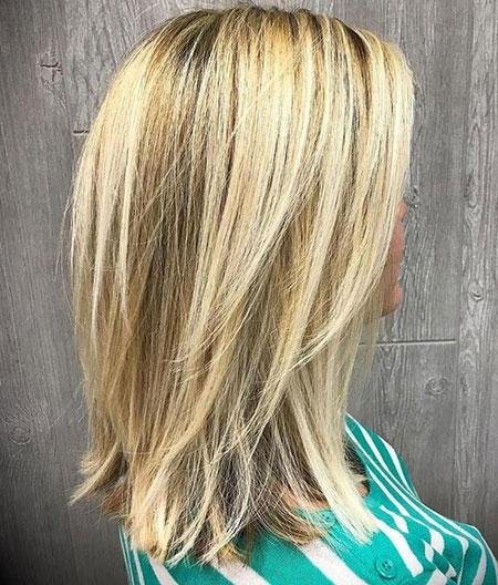 30 Shoulder Length Bob Haircuts Bob Hairstyles 2018