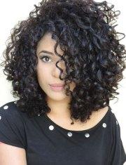long curly bob hairstyles