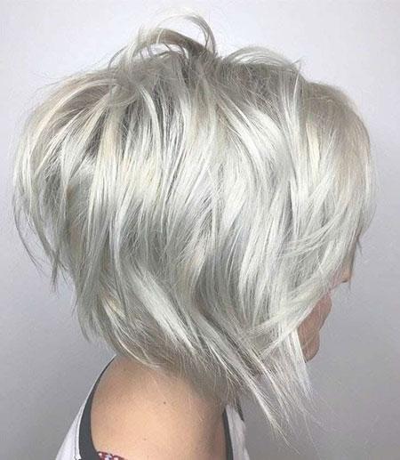 30 Choppy Bob Hairstyles 2018 50 Hairstyles Ideas Walk The Falls