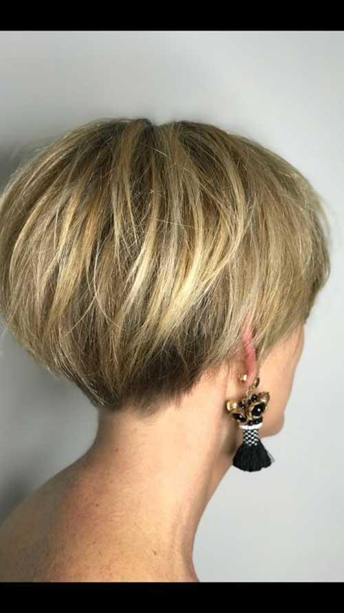 Pixie Bob Styles For Classy Ladies Bob Hairstyles 2018