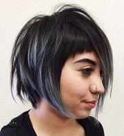 funky bob hairstyles