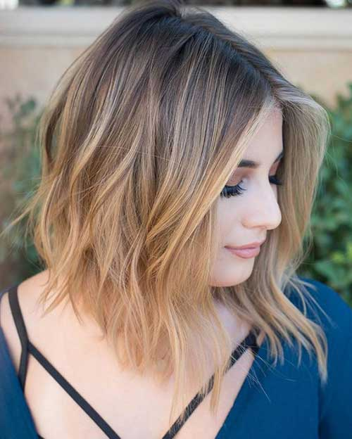 Newest 20 Long Bob Hairstyles  Bob Hairstyles 2018  Short Hairstyles for Women