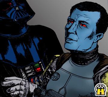Star Wars Animated Wallpaper Image Grand Admiral Thrawn Wearing Jodo Kast S Armor