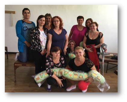 Workshop v Hrabyni a Chuchelné červen 2017