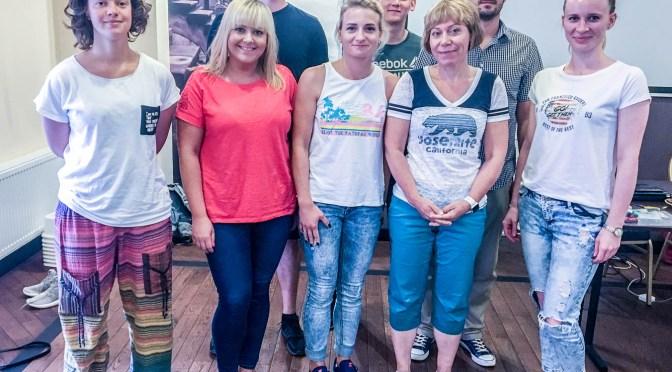 Basic Bobath kurz poprvé v Gdaňsku – červen 2018