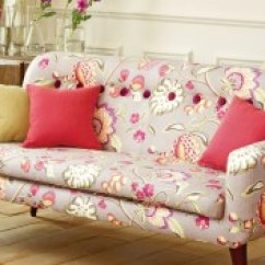 Patterned Sofas Uk Cama Sofa Bed What Is The Best Fabric For Or Plain Floral