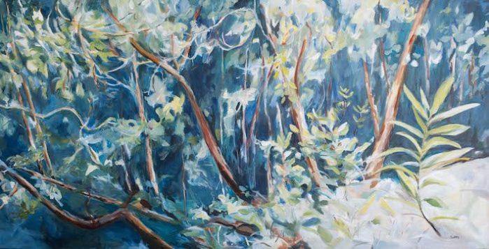 Somersby Song by artist Robyn Pedley @bobbiepgallery