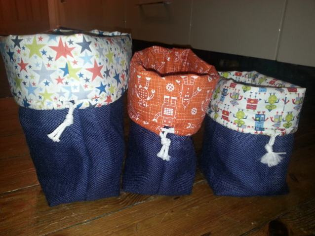 bucket bags bobbins and buttons