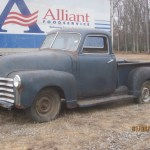 Vintage Chevy Truck Pickup Searcy Ar