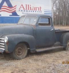 1949 chevy pu rear  [ 1024 x 768 Pixel ]