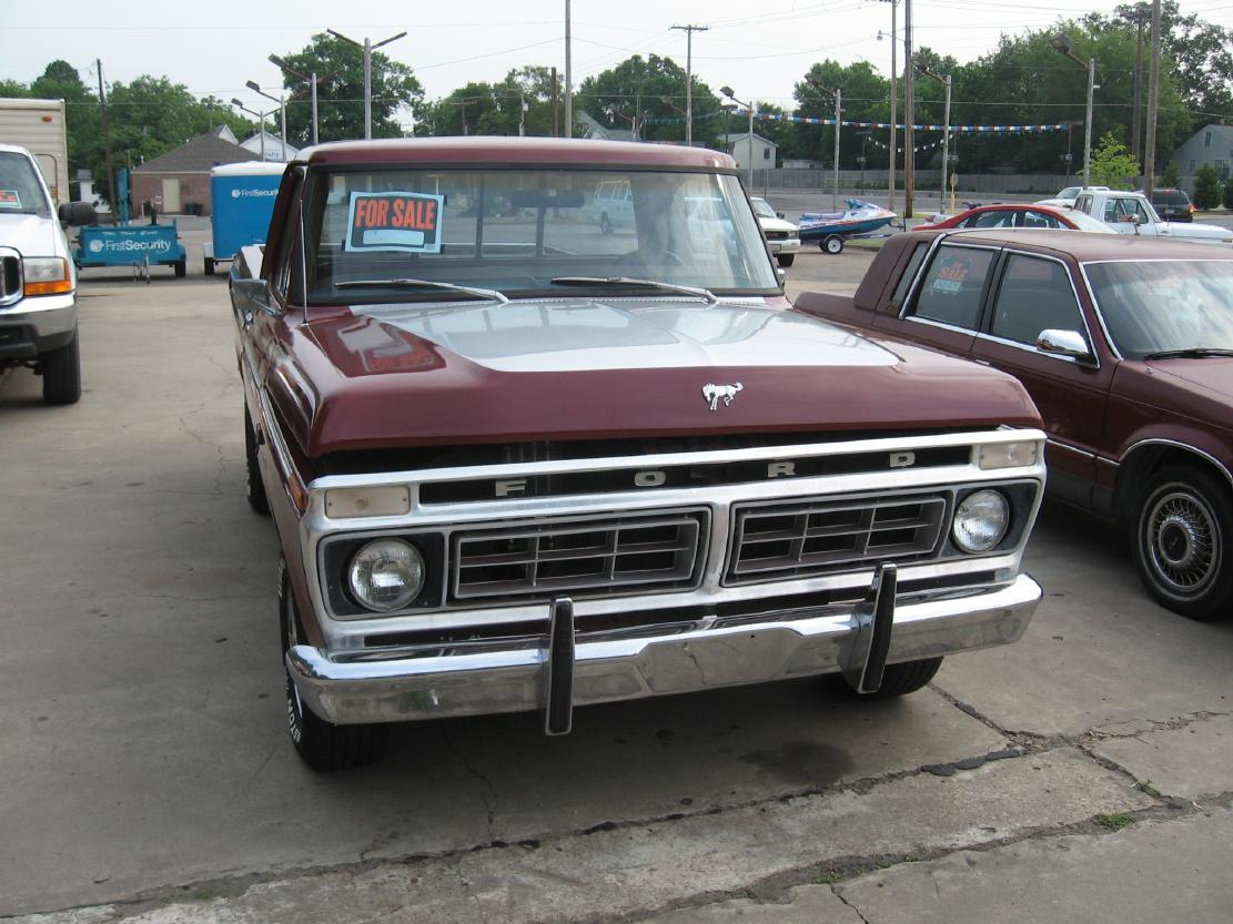 hight resolution of 1976 ford f100