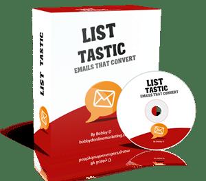 list tastic