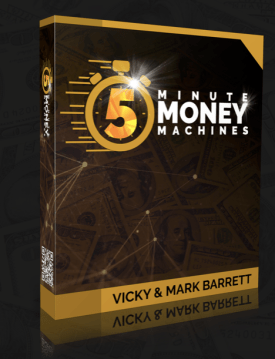 5 minute money machines