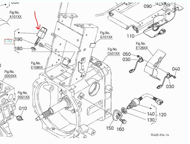 kubota starter switch wiring diagram 1997 ford ranger parts tractor safety locations   bobby & equipment