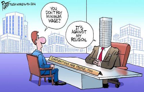 Corporate Religion